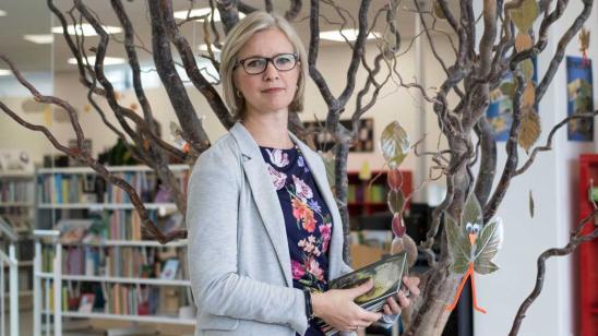 Karin Møller Jensen
