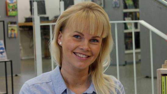 Kristina Spanggaard