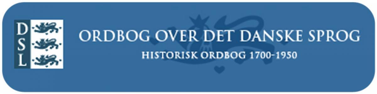 ord ordbog over det danske sprog