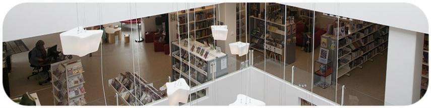 Hovedbiblioteket i Skive